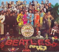 Cover The Beatles - Sgt. Peppers Lonely Hearts Club Band [Album]